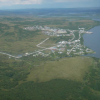 Aerial view of Village of Saint Mary's